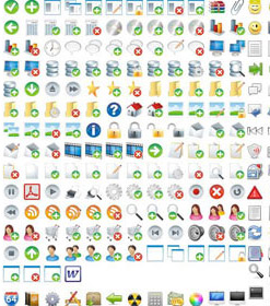 Icons For Web Programming Animated Web 2 0 Buttons
