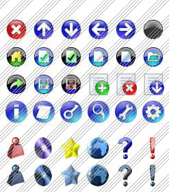 HTML Button Gallary Ready Made Web Buttons