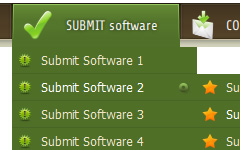 wedsite button template Flash Buttons In HTML