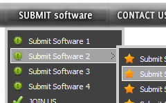download button sample Windows Vista Button Colors