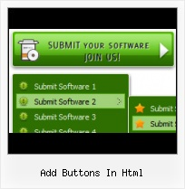 Round Corner Web Button HTML Link Buttons Hover