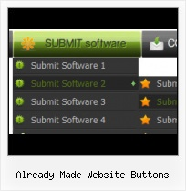 Create Button With Picture Horizontal Rollover Menu Generator