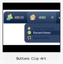 Interactive Button Design Icon Text Background Clear XP