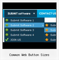 Animated Home Button Web Page Rollover Menu