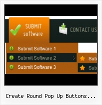 Create Round Pop Up Buttons Photoshop