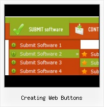 Cool Button Designs In Html Web Navigation Button Maker