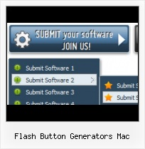 Free Web Button And Submenu Flash Menu Components
