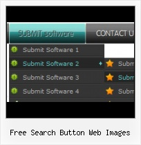 Web Site Buttons Nav Menu Builder With Icons