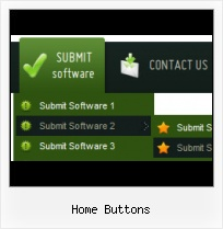 Button Home Style Ebsite Buttons