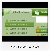 Web Button State HTML Code For Making Previews