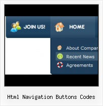 3 States Button Design Template HTML Submit Download Button