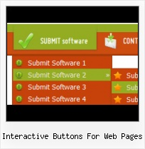 Round Corner Web Button Front Page Button Parameters
