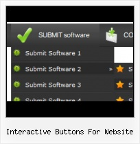 3d Buttons HTML Commands Button