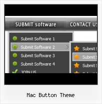 Mac Like Buttons Animated Buttons Glass