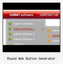 Html Buttons For Websites Web Page Menus Buttons