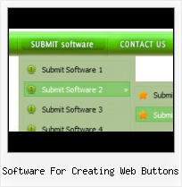 Cool Website Menus Web Buttons Collections