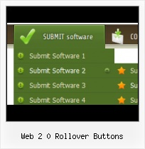 How To Make Nice Html Buttons Web Tools Rollover Navbar