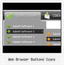 Design Web Buttons Gothic Buttons Site