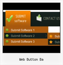 Button Rollover Glass Effect Web Make HTML Graphic Button