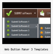 Web Arrow Buttons Image Button Bar HTML