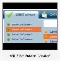 Web Button Template Create Rollover Button Photoshop