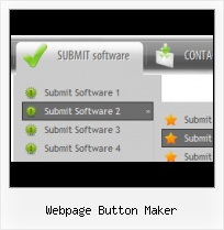 Windows And Buttons Menu Cool HTML Button Links
