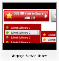 Adding Web Page Buttons Transparent Button HTML