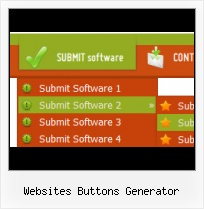 Free Website Tabs And Buttons Cool Web Nav Menus