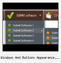 Menu Button With Icons Windows XP Start Menu Button Font