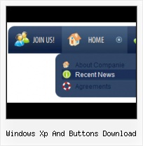 Vista Button Styles Cool Navigation Bars For Frontpage
