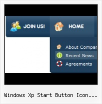 Button With Image Codes In Html Webpage Navigational Menu