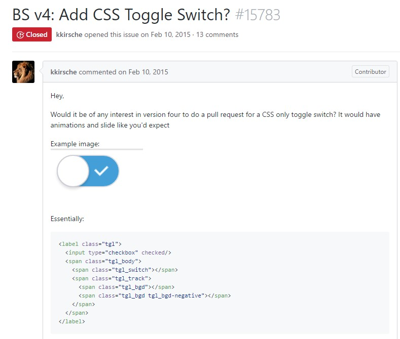 How to  put in CSS toggle switch?